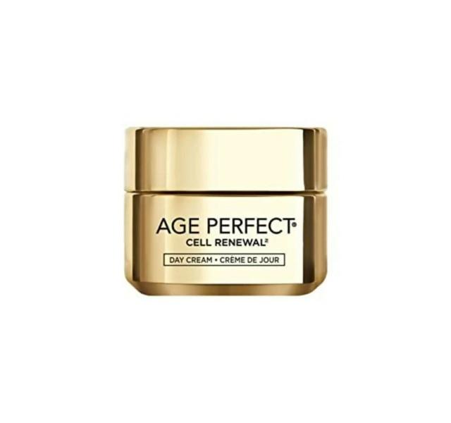 کرم روز جوان کننده لورال L'Oreal Paris Age Perfect Cell Renew Revitalising Day Cream