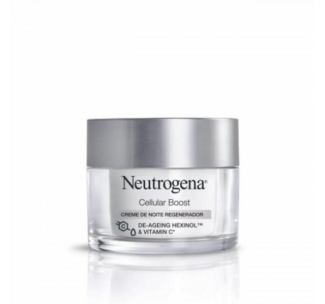 کرم روز جوان کننده نوتروژینا Neutrogena Cellular Boost Anti Ageing Day Cream