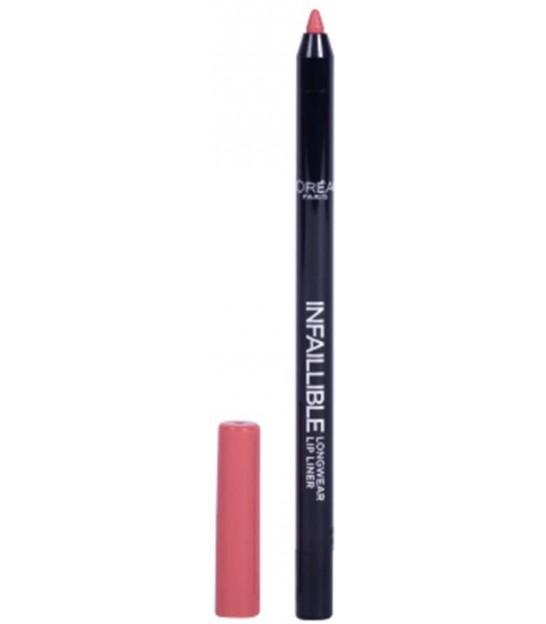 خط لب اینفلیبل لورال L'Oreal Paris Infallible Lip Liner