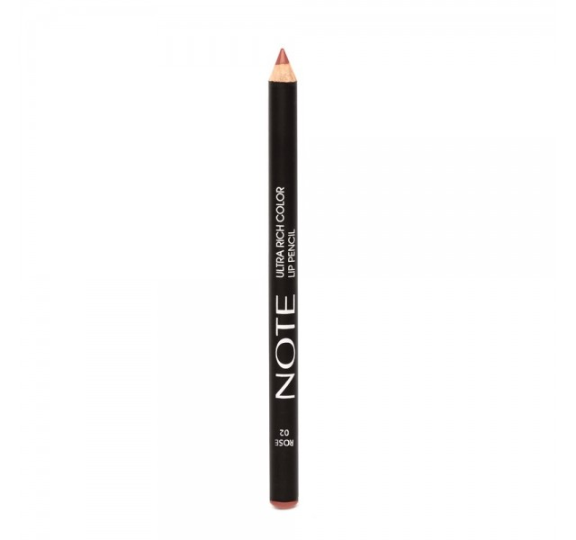 خط لب نوت NOTE Cosmetics Ultra Rich Color Lip Pencil