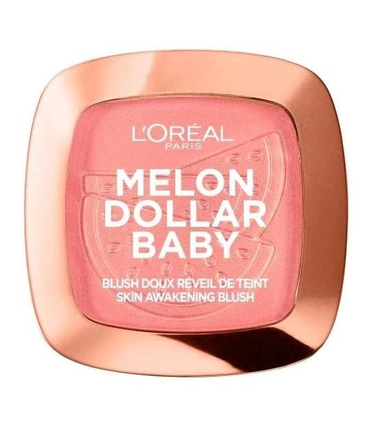 رژ گونه لورال Melon Dollar Baby Blush 03 Watermelon Addict