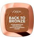برنزر لورال L'Oréal Paris Matte Bronzing Powder Back To Bronze