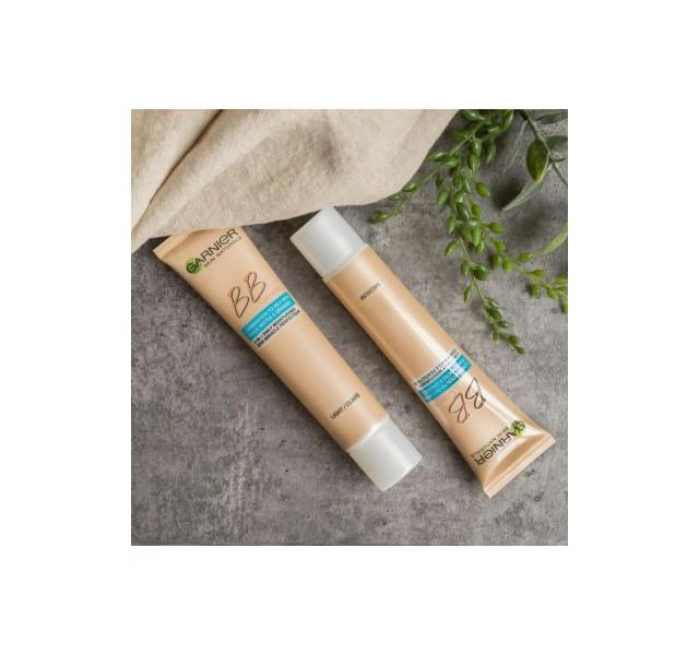 بی بی کرم گارنیر مخصوص پوست چرب Garnier BB Cream Medium Tone for Combination Oily Skin