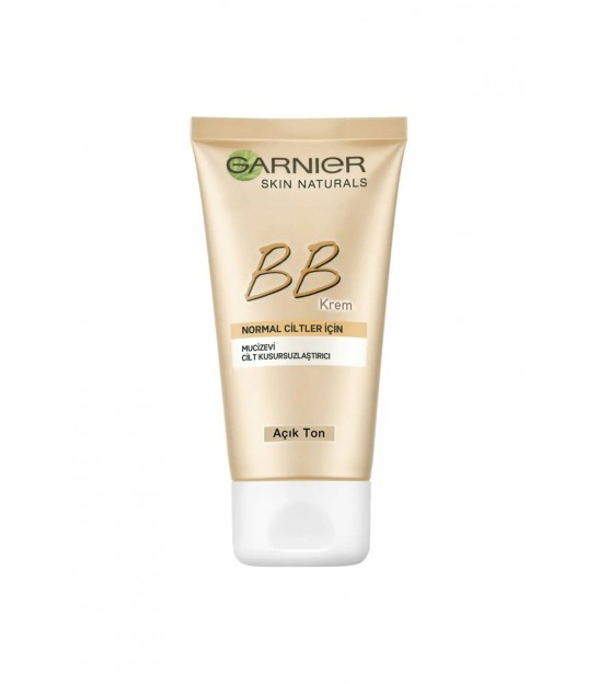 بی بی کرم گارنیر Garnier BB Cream Medium Tone Daily All in One