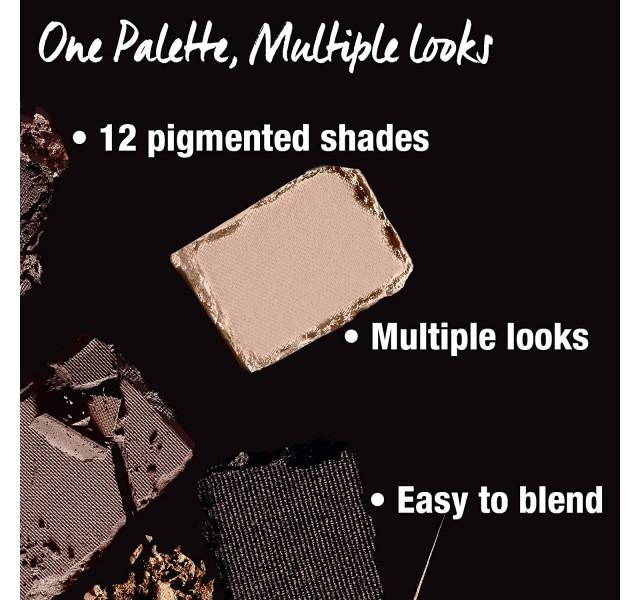 پالت سایه نود میبلین Maybelline Eyeshadow Palette The Nudes