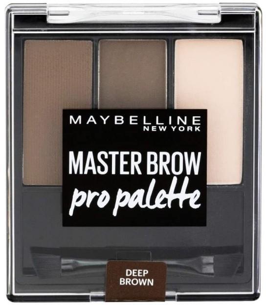 پالت سایه ابرو میبلین Maybelline Master Brow Pro Palette