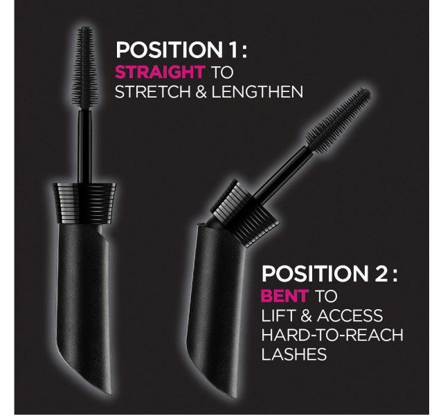 ریمل آنلیمیتد لورال L'Oréal Unlimited Lash Lifting and Lengthening Washable Mascara