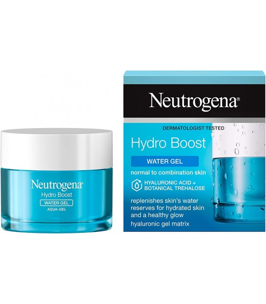 ژل آبرسان نوتروژینا Neutrogena Hydro Boost Water Gel Moisturiser