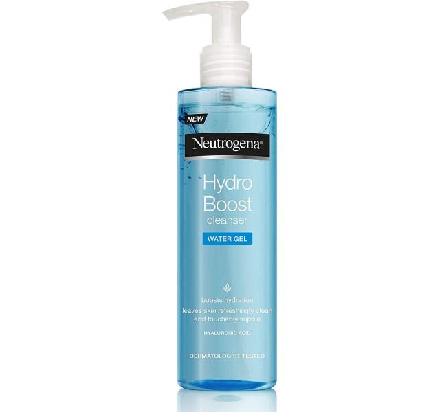 ژل شستشوی صورت نوتروژینا Neutrogena Hydro Boost Water Gel Cleanser