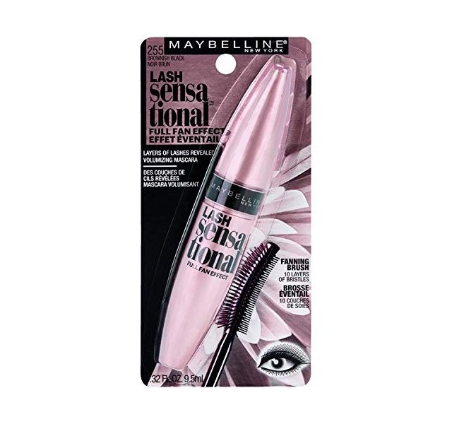 ریمل حالت دهنده میبلین Maybelline Lash Sensational Washable Mascara