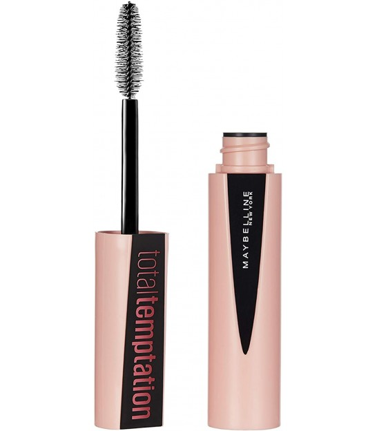 ریمل اینتنس بلک میبلین Maybelline Intense Black Temptation Mascara