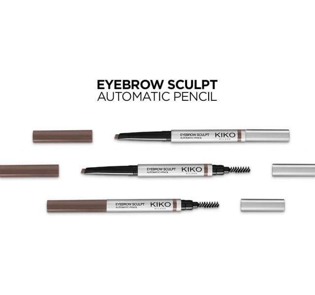 مداد ابرو کیکو KIKO Eyebrow Sculpt Automatic Pencil