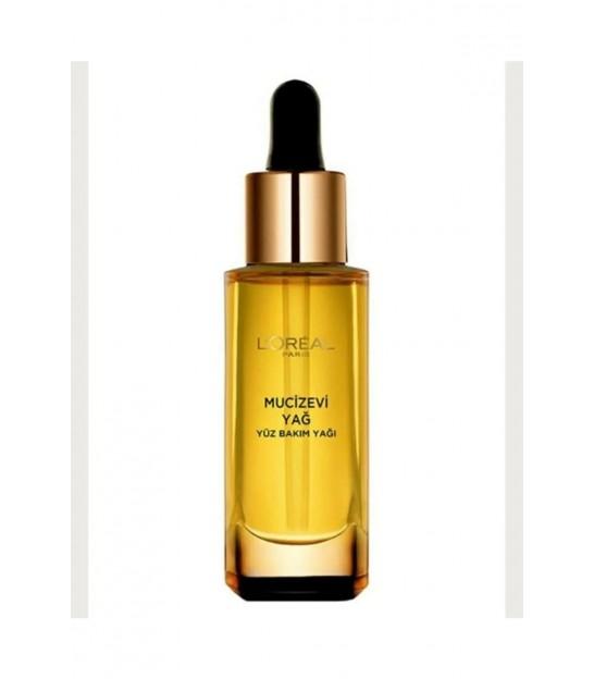 روغن معجزه آسا صورت روزانه لورال L'Oreal Paris Extraordinary Nourishing Facial Oil