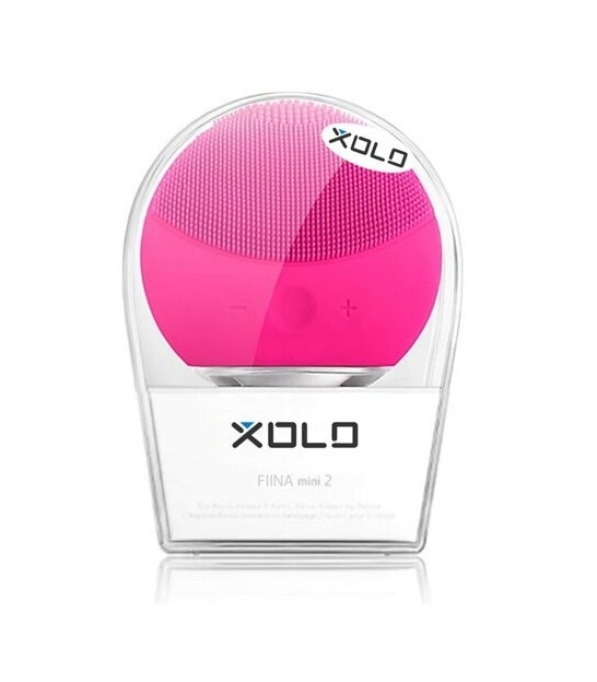 دستگاه فیس واش زولو Xoolo Rechargeable Silicone Facial Cleansing Device and Massager