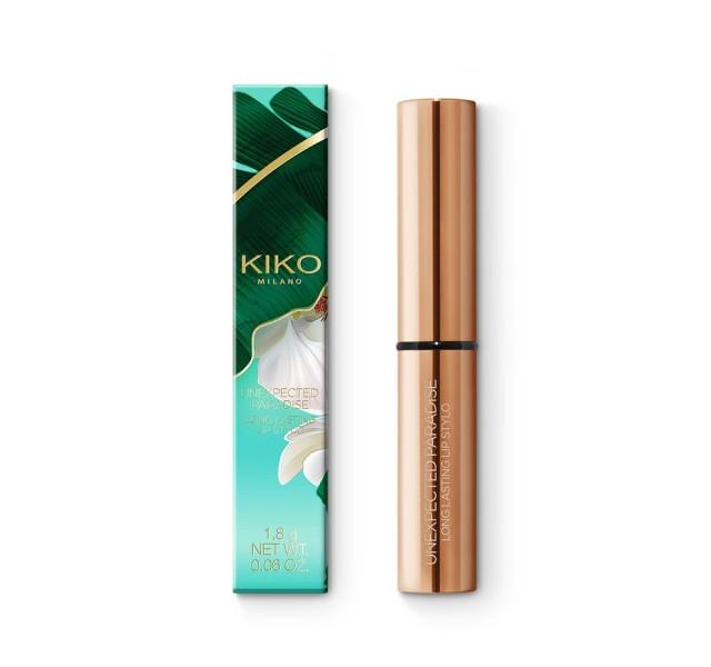 رژ لب مات کیکو KIKO Unexpected Paradise Long Lasting Lip Stylo