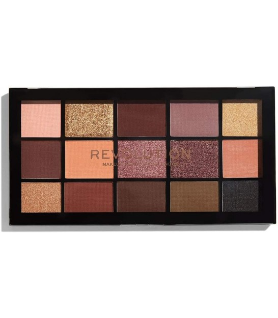 پالت سایه رولوشن Revolution Velvet Rose Eyeshadow Palette
