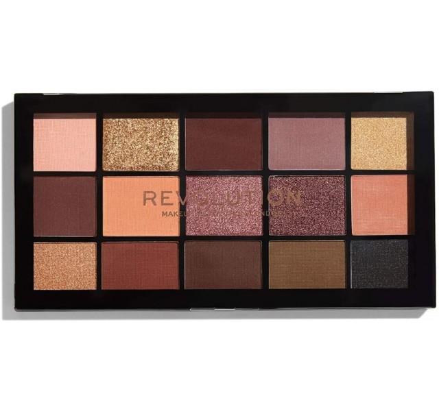 پالت سایه رولوشن Revolution Velvet Rose Eyeshadow Palette