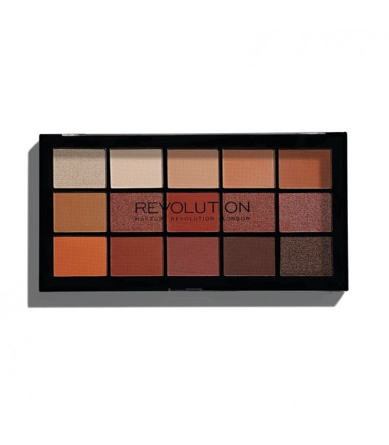 پالت سایه رولوشن REVOLUTION Eyeshadow Palette Iconic Fever