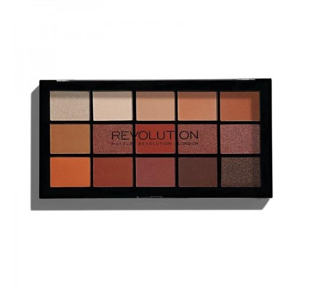 پالت سایه رولوشن REVOLUTION Eyeshadow Palette Iconic Fever