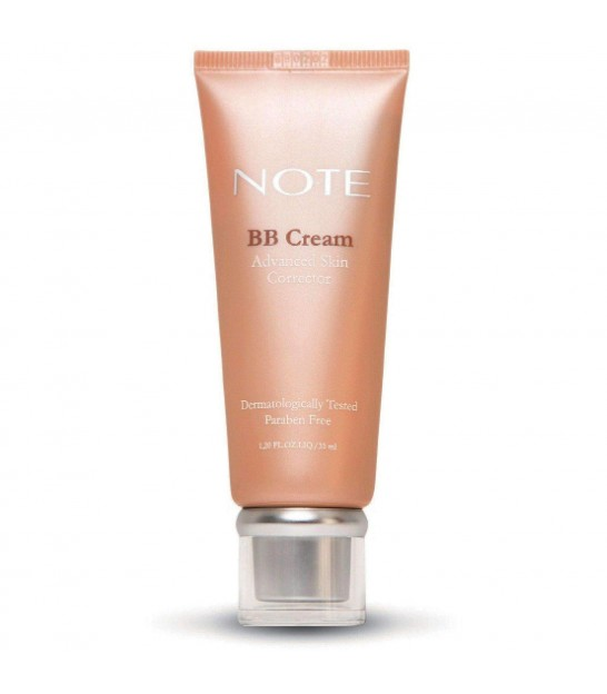بی بی کرم نوت Note Cosmetics BB Cream