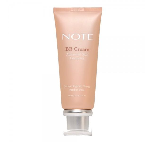 بی بی کرم نوت Note Cosmetics BB Cream