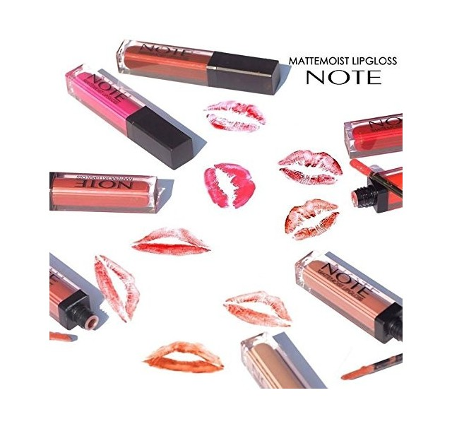 رژ لب براق نوت Note Mattemoist Lip Gloss