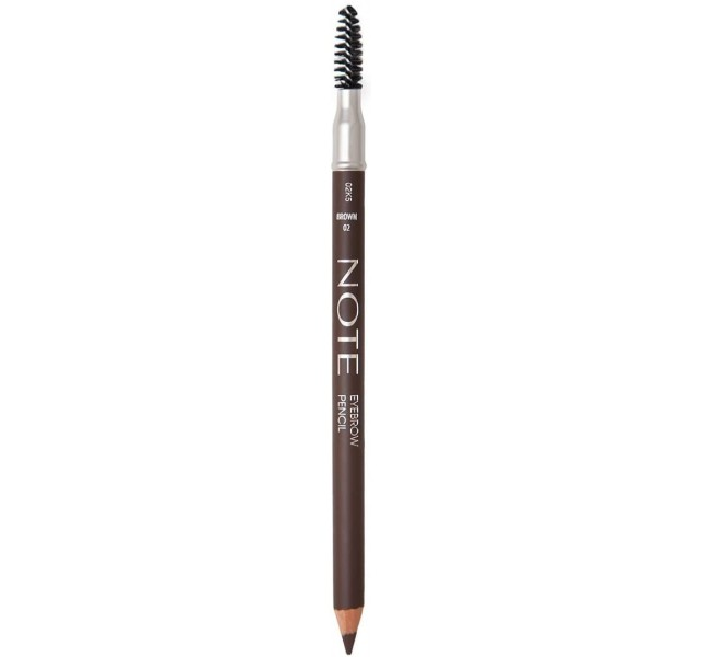 مداد ابرو نوت Note Cosmetics Brown Eyebrow Pencil