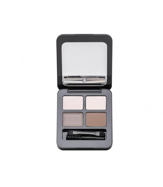 پالت سایه ابرو نوت Note Eyebrow Shadow Kit 01 Fair