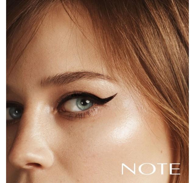 خط چشم مایع نوت Note Ultra Black Eyeliner