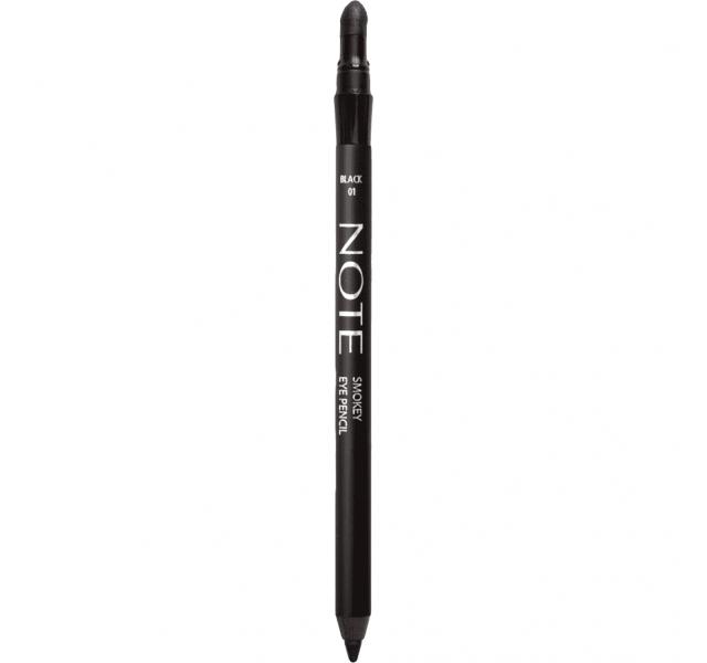 مداد چشم اسموکی ضد آب نوت Note Smokey Eye Pencil