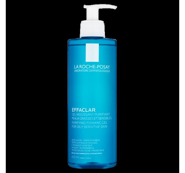 ژل شستشوی صورت پوست چرب لاروش پوزای La Roche Posay Effaclar Purifying Cleansing Gel