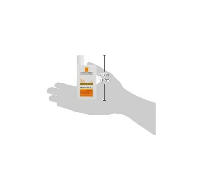 فلویید ضد آفتاب بی رنگ لاروش پوزی La Roche Posay Invisible Fluid SPF50