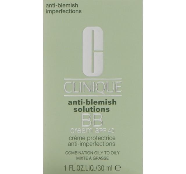 بی بی کرم ضد لک کلینیک Clinique Anti blemish Solutions Bb Cream Light Medium SPF 40