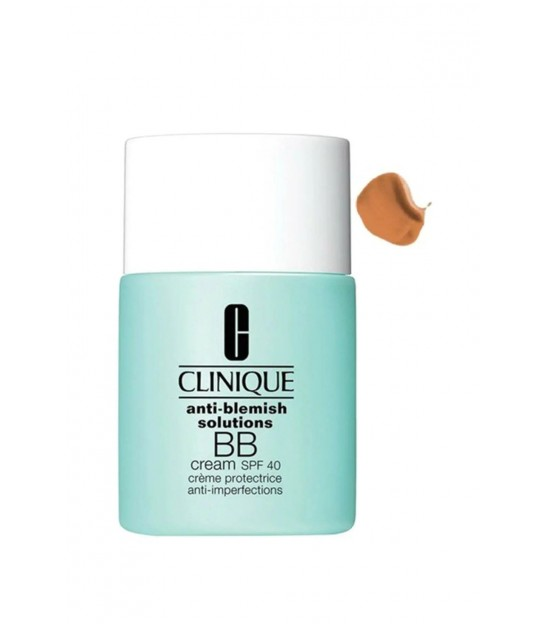 بی بی کرم ضد لک کلینیک Clinique Anti blemish Solutions Bb Cream Medium SPF 40