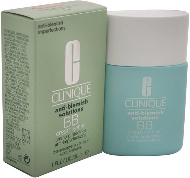 بی بی کرم ضد لک کلینیک Clinique Anti blemish Solutions Bb Cream Medium SPF 40