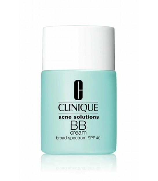 بی بی کرم ضد جوش کلینیک Clinique Anti blemish Solutions Bb Cream Light SPF 40