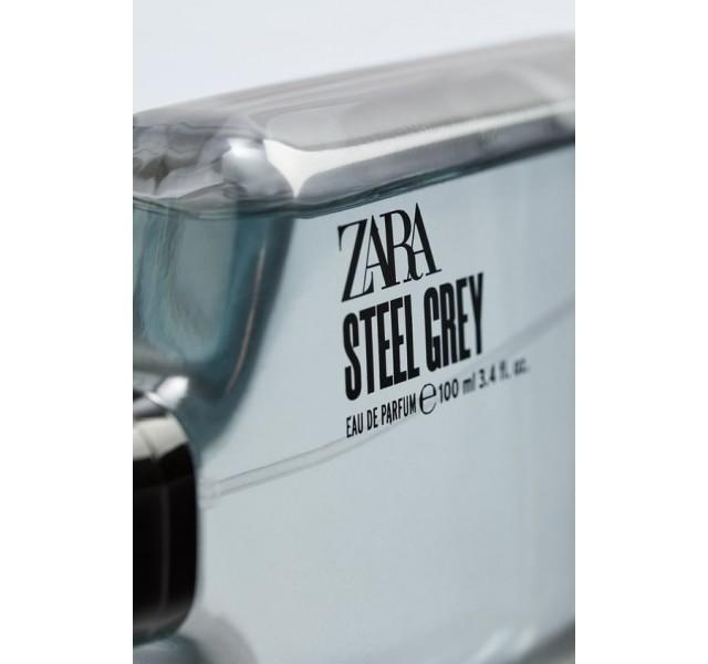 ادکلن مردانه زارا ZARA STEEL GREY 100 ML