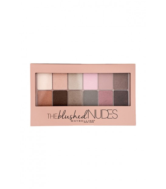 پالت سایه نود میبلین Maybelline The Blushed Nudes Eyeshadow