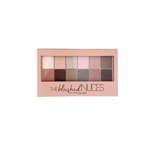 پالت سایه نود میبلین Maybelline The Blushed Nudes Eyeshadow