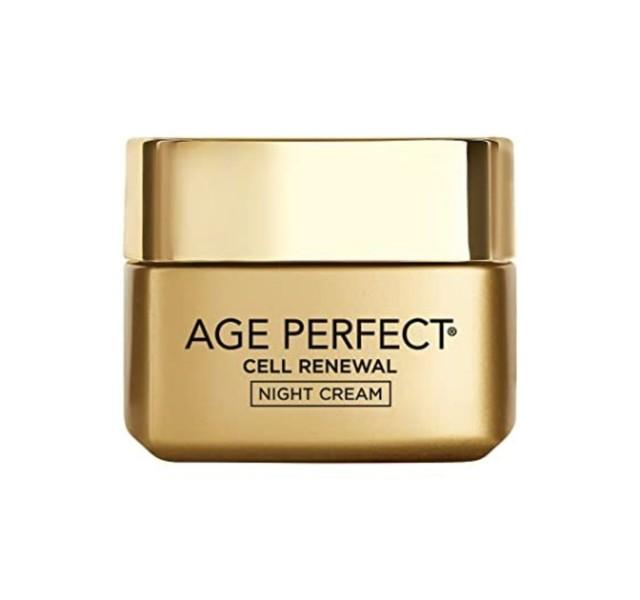 کرم شب جوان کننده لورال L'Oreal Paris Age Perfect Cell Renew Revitalising Night Cream