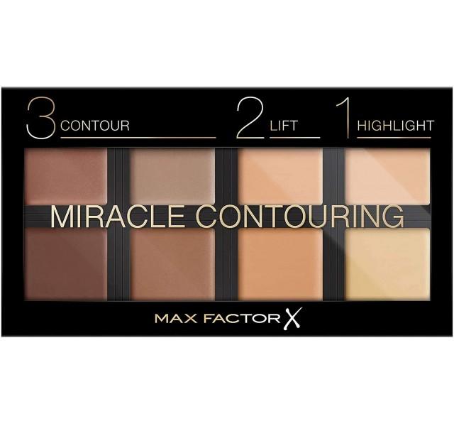 پالت کانتور میراکل مکس فکتور Max Factor Miracle Contouring Palette