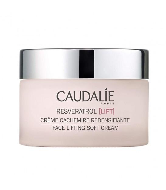 کرم روز لیفتینگ کدلی Caudalie Resveratrol Lift Face Lifting Soft Cream