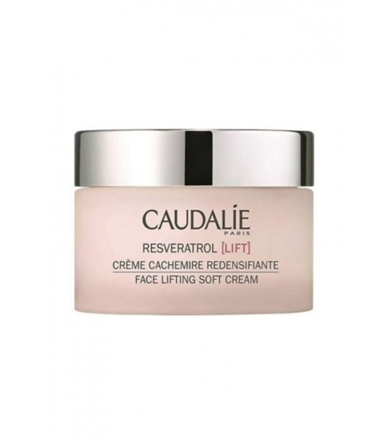 کرم روز لیفتینگ کدلی 50 میل Caudalie Resveratrol Lift Face Lifting Soft Cream