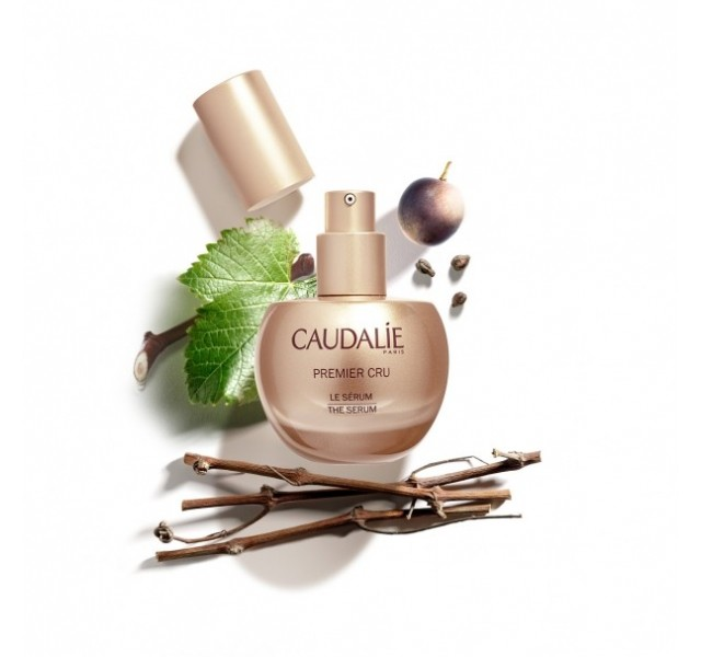 سرم ضد پیری کدلی Caudalie Premier Cru The Serum