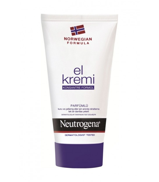 کرم دست پوست خشک و حساس نوتروژینا Neutrogena Hand Cream