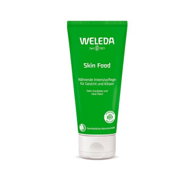 کرم مرطوب کننده پوست خشک و حساس ولدا Weleda Skin Food Cream