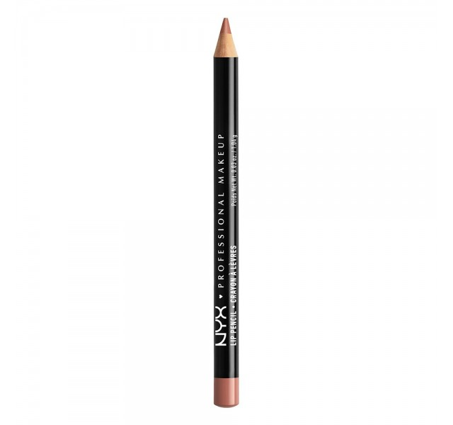 خط لب نیکس NYX PROFESSIONAL MAKEUP Slim Lip Pencil