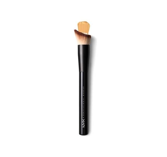 قلم آرایشی نیکس NYX Professional Makeup Custom Drop Foundation Brush