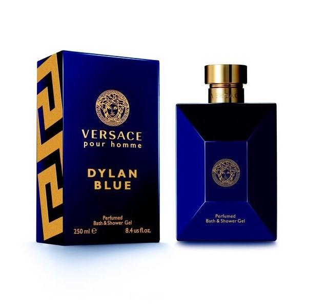 ژل شست و شوی بدن مردانه ورساچه دیلان بلو VERSACE DYLAN BLUE SHOWER COME