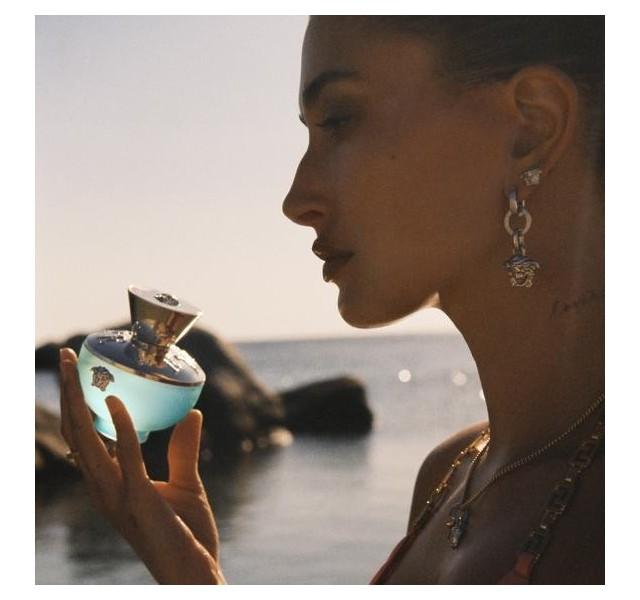 عطر زنانه ورساچه پور فمه دیلن تورکویز Versace Pour Femme Dylan Turquoise
